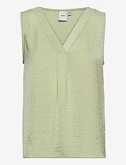 ICHI - IHCRISSY TO2 - sleeveless blouses - swamp - 0