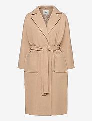 ICHI - IHJANNET JA2 - wool coats - natural - 0