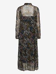 ICHI - IHBETTY DR2 - midi dresses - riviera - 1