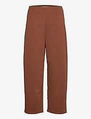 ICHI - IHKATE TREND PA3 - bukser med brede ben - cappuccino - 0