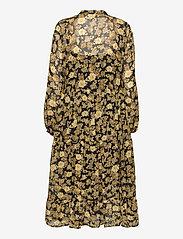 ICHI - IHEARLENA DR - midi dresses - black - 1