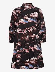 ICHI - IHHADLEY DR - short dresses - black - 0