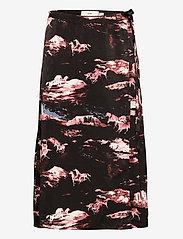 ICHI - IHPONY SK - midi skirts - black - 0