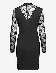 ICHI - IHKATE LACE DR2 - bodycon dresses - black - 1