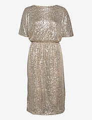 ICHI - IHJOLENE DR - cocktail dresses - frosted almond - 0