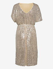 ICHI - IHJOLENE DR - cocktail dresses - frosted almond - 1