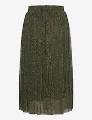 ICHI - IHJAKOBINE SK - midi skirts - kombu green - 1