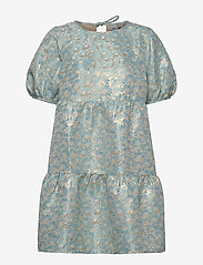 ICHI - IHYESIKA DR - summer dresses - pale gold - 0