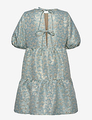 ICHI - IHYESIKA DR - summer dresses - pale gold - 1