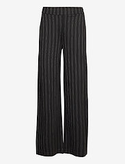 ICHI - IHRUTI PA6 - wide leg trousers - black - 0