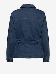ICHI - IHNICOLE JA - denim jackets - medium blue - 2
