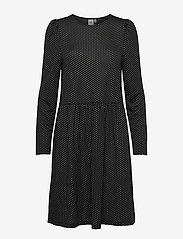ICHI - IHLENE DR - everyday dresses - black - 0