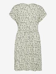 ICHI - IHKATE PRINT DR5 - summer dresses - swamp - 1
