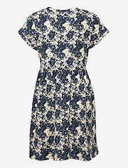 ICHI - IHKATE PRINT DR5 - summer dresses - total eclipse - 1