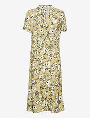 ICHI - IHEDIE DR - midi dresses - golden mist - 1