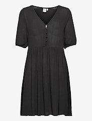 ICHI - IHMARRAKECH SO DR7 - summer dresses - black - 0