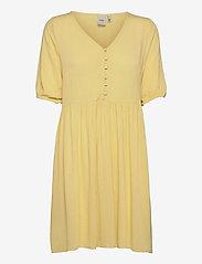 ICHI - IHMARRAKECH SO DR7 - summer dresses - golden mist - 0