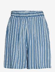 ICHI - IHMARRAKECH AOP SHO - shorts casual - coronet blue - 0