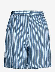 ICHI - IHMARRAKECH AOP SHO - shorts casual - coronet blue - 1