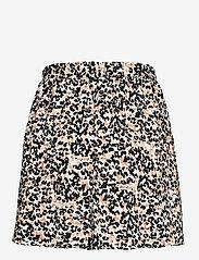 ICHI - IHMARRAKECH AOP SK - short skirts - tan - 1