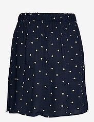 ICHI - IHMARRAKECH AOP SK - short skirts - total eclipse dot - 1