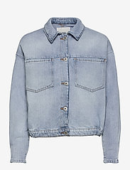 ICHI - IHMAIKEN JA - denim jackets - washed blue, denim - 0