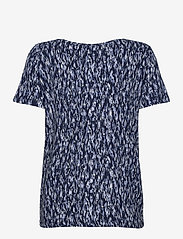 ICHI - IHLISA SS4 - t-shirt & tops - cashmere blue - 1