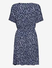 ICHI - IHLISA DR12 - summer dresses - cashmere blue - 1