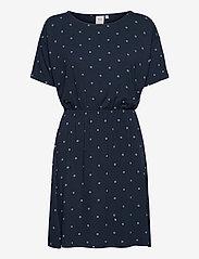 ICHI - IHLISA DR12 - summer dresses - total eclipse - 0