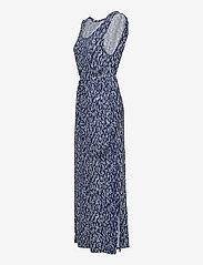 ICHI - IHLISA DR13 - maxi dresses - cashmere blue - 2