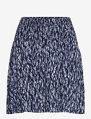 ICHI - IHLISA SK6 - short skirts - cashmere blue - 0