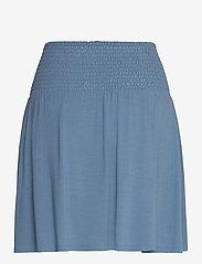 ICHI - IHLISA SK6 - short skirts - solid coronet blue - 1