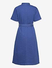ICHI - IHMAZIE DR - summer dresses - washed blue, denim - 1