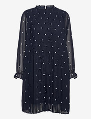 ICHI - IHNALLY DR3 - everyday dresses - total eclipse - 0
