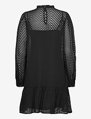 ICHI - IXDONA DR - everyday dresses - black - 1
