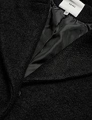 ICHI - STIPA JA - wool coats - black - 2