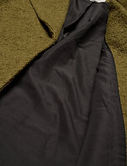 ICHI - STIPA JA - wool coats - fir green - 4