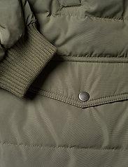 ICHI - BUNALA DOWN JA - parka coats - deep lichen green - 4