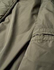 ICHI - BUNALA DOWN JA - parka coats - deep lichen green - 6