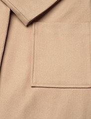 ICHI - IHJANNET JA2 - wool coats - natural - 3