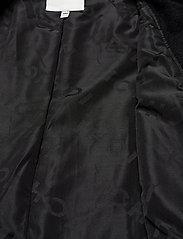 ICHI - IHHENRIKA JA - wool coats - black - 4