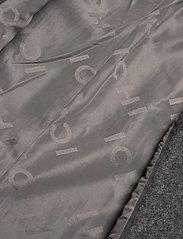 ICHI - IHHENRIKA JA - wool coats - dark grey melange - 4