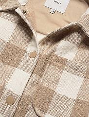 ICHI - IHHANNY JA - overshirts - natural - 2