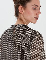 ICHI - IHNALLY DR2 - everyday dresses - tapioca - 5