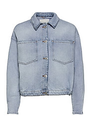 IHMAIKEN JA - WASHED BLUE, DENIM