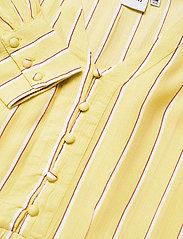 ICHI - IHFLORINDA DR - midi dresses - golden mist - 2