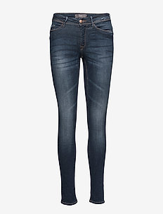 IHERIN IZARO MEDIUM - skinny jeans - medium blue