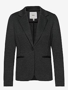 IHKATE BL - casual blazers - dark grey melange