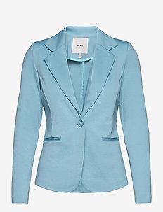 IHKATE BL - casual blazers - delphinium blue
