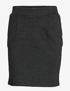 IHKATE SK - korte rokken - dark grey melange